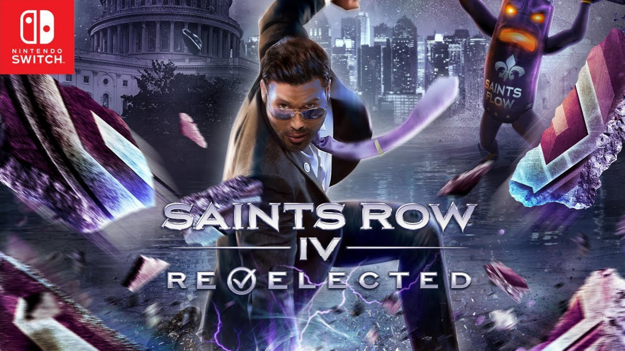 saints row re-elected picture