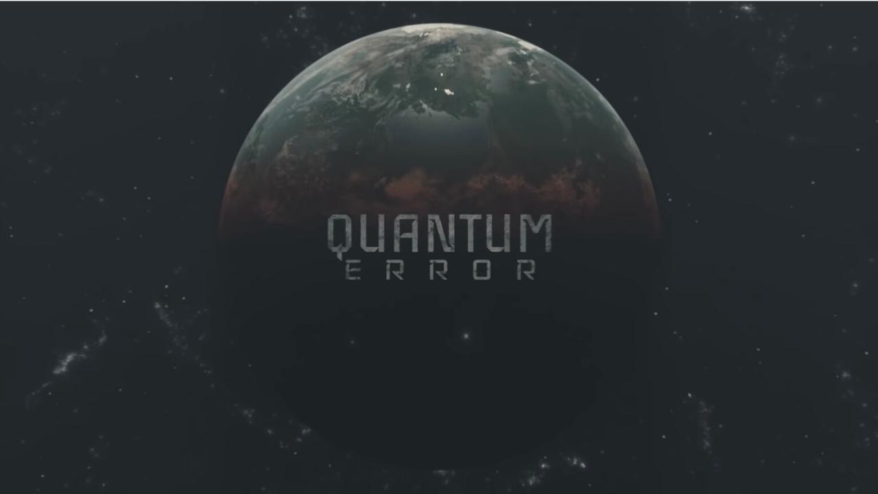 quantum error logo